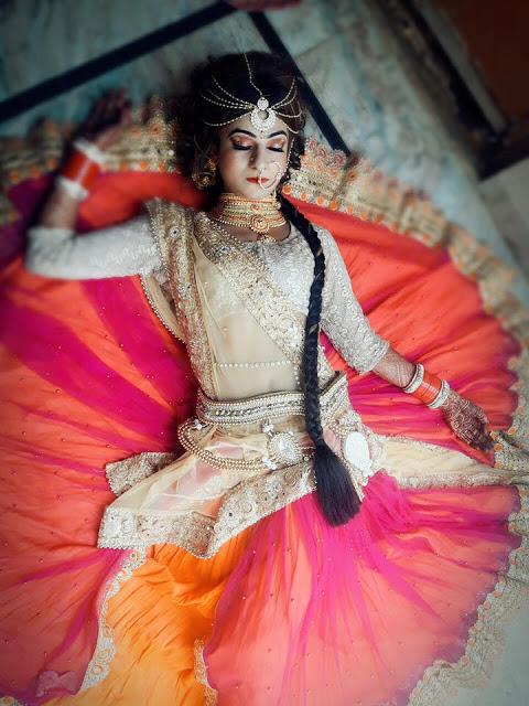 Boy Dressed As A Cute Indian Girl (19)