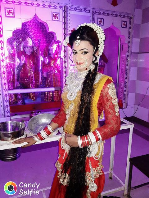 Boy Dressed As A Cute Indian Girl (22)
